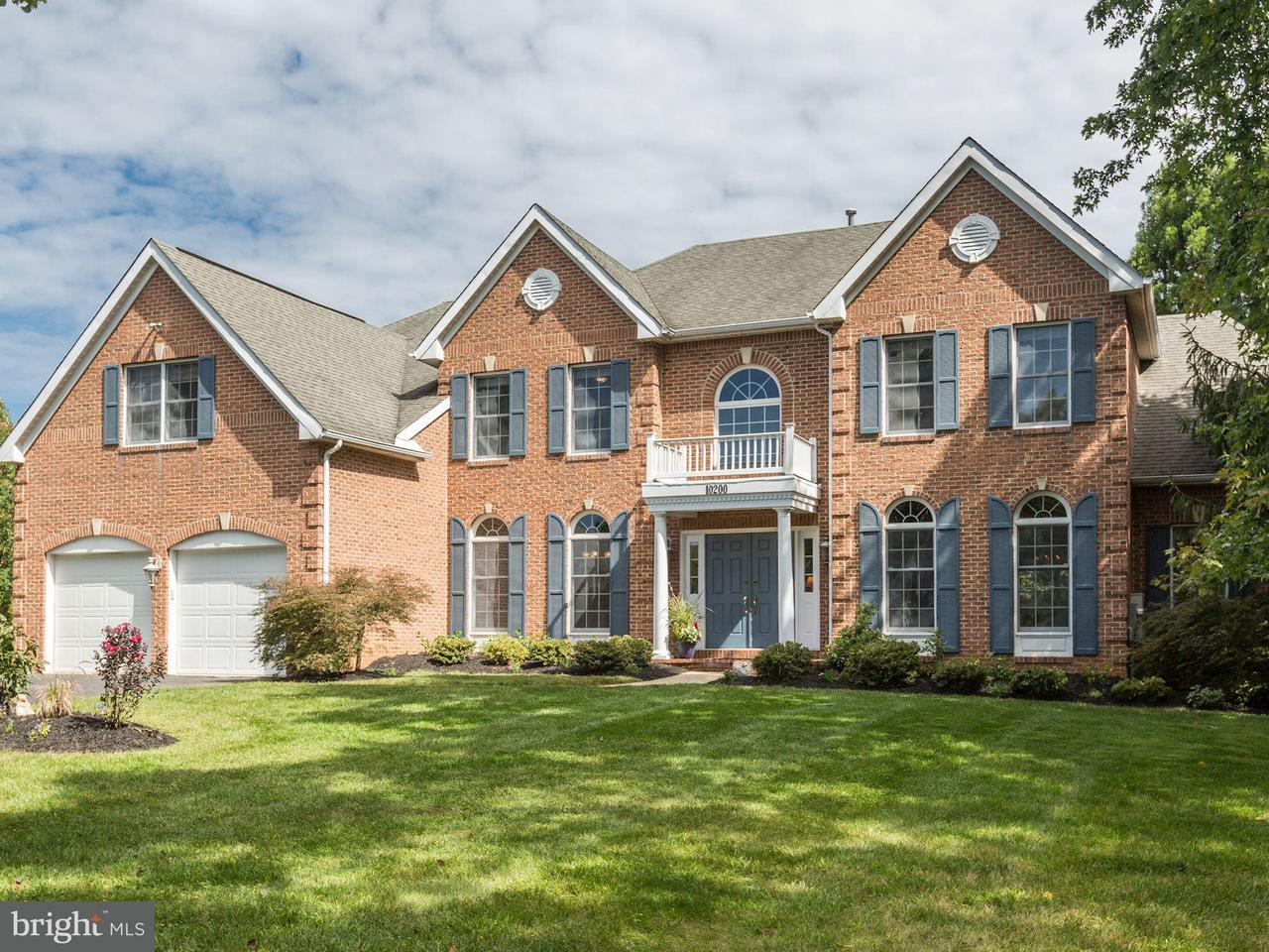 Single Family Home for Sale at 10200 Cross Haven Court 10200 Cross Haven Court Rockville, Maryland 20850 United States