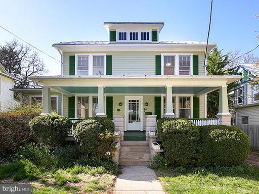 Property for sale at 24 Walker Ave, Gaithersburg,  MD 20877