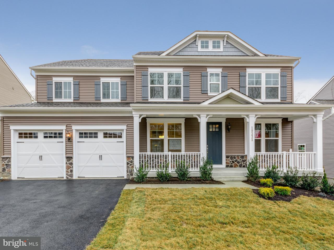Single Family Home for Sale at 19231 Stoney Ridge Place 19231 Stoney Ridge Place Triangle, Virginia 22172 United States
