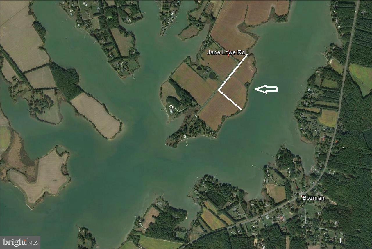 Land for Sale at Jane Lowe Rd Wittman, Maryland 21676 United States