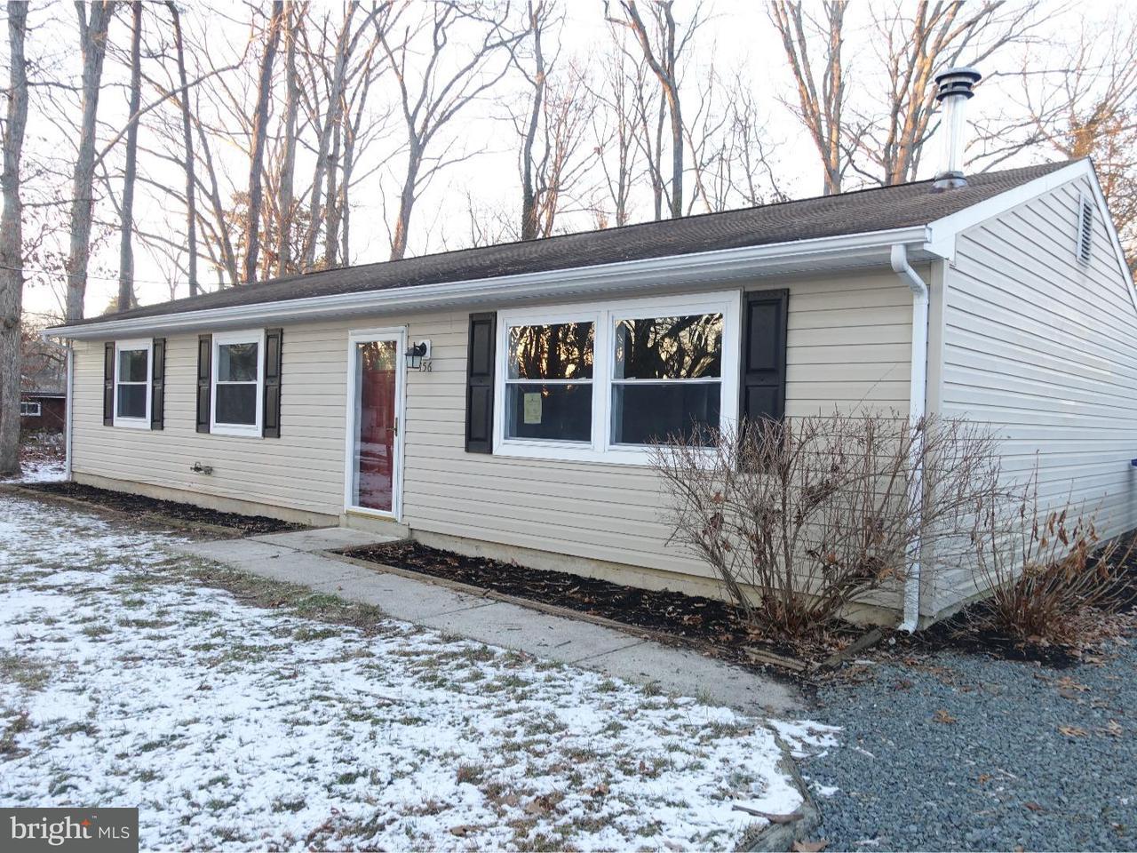 Maison unifamiliale pour l à louer à 156 CANNA Street Browns Mills, New Jersey 08015 États-Unis