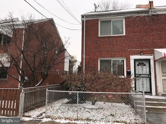 Single Family for Sale at 1107 47th Pl NE Washington, District Of Columbia 20019 United States
