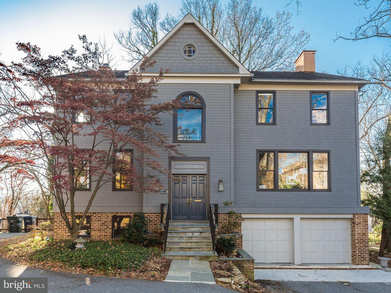 Single Family for Sale at 47121/2 Reservoir Rd NW Washington, District Of Columbia 20007 United States