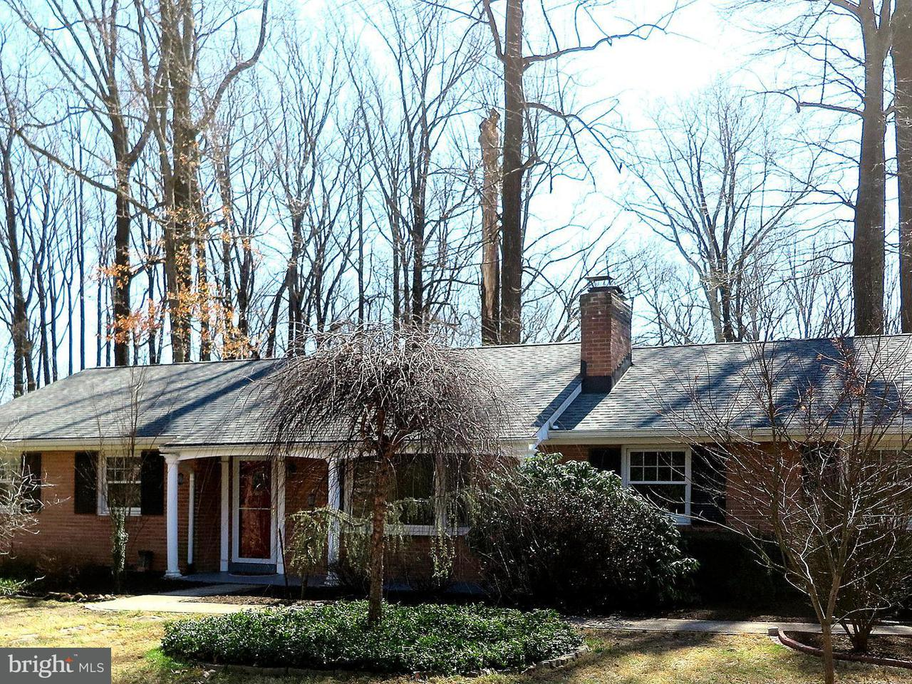 Single Family for Sale at 5708 Granby Rd Derwood, Maryland 20855 United States