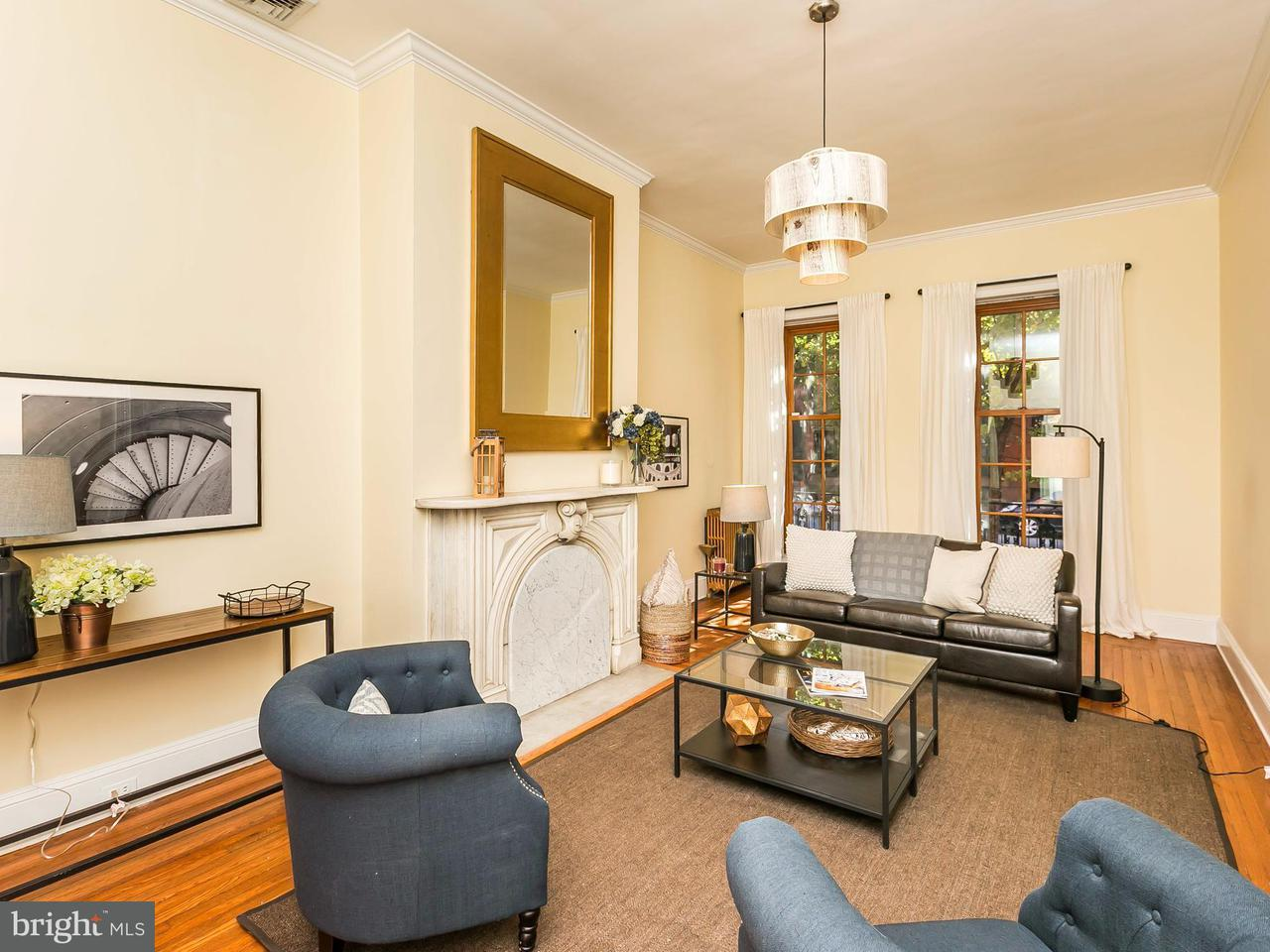 Single Family for Sale at 224 Lafayette Ave W Baltimore, Maryland 21217 United States