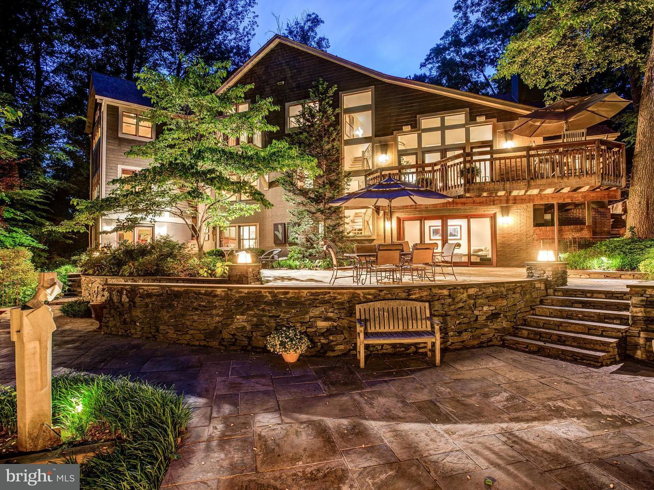 Single Family for Sale at 6820 Hillmead Rd Bethesda, Maryland 20817 United States