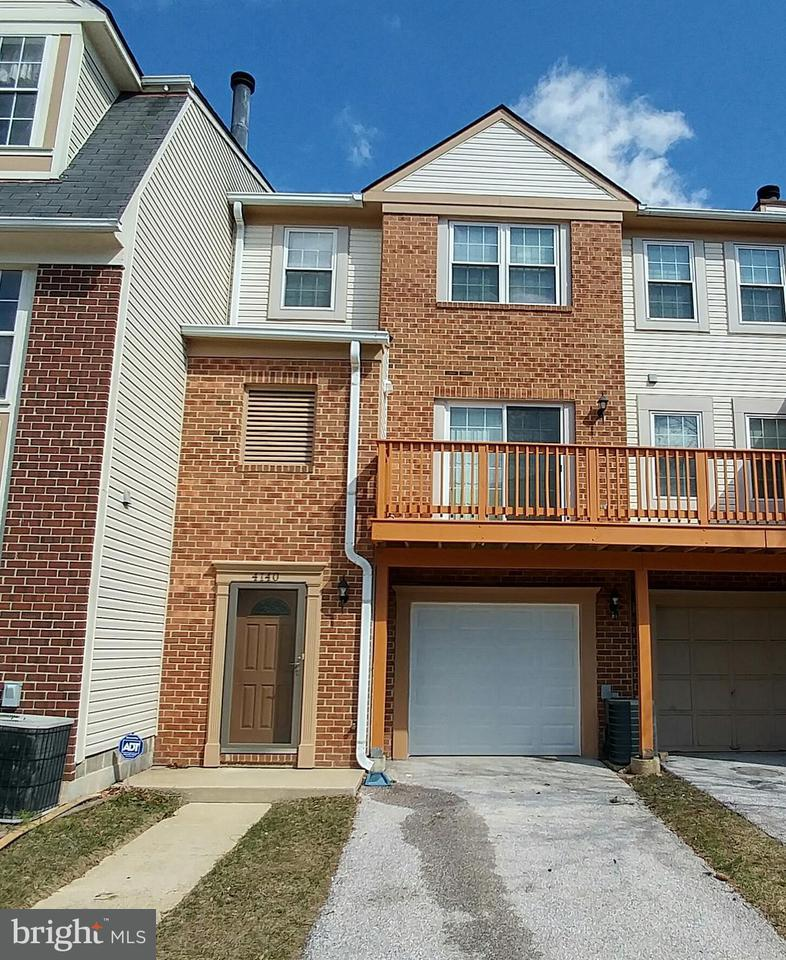 Other Residential for Rent at 4140 Hunters Hill Cir Randallstown, Maryland 21133 United States