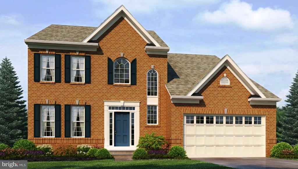 Maison unifamiliale pour l Vente à 9768 Powder Hall Road 9768 Powder Hall Road Perry Hall, Maryland 21128 États-Unis