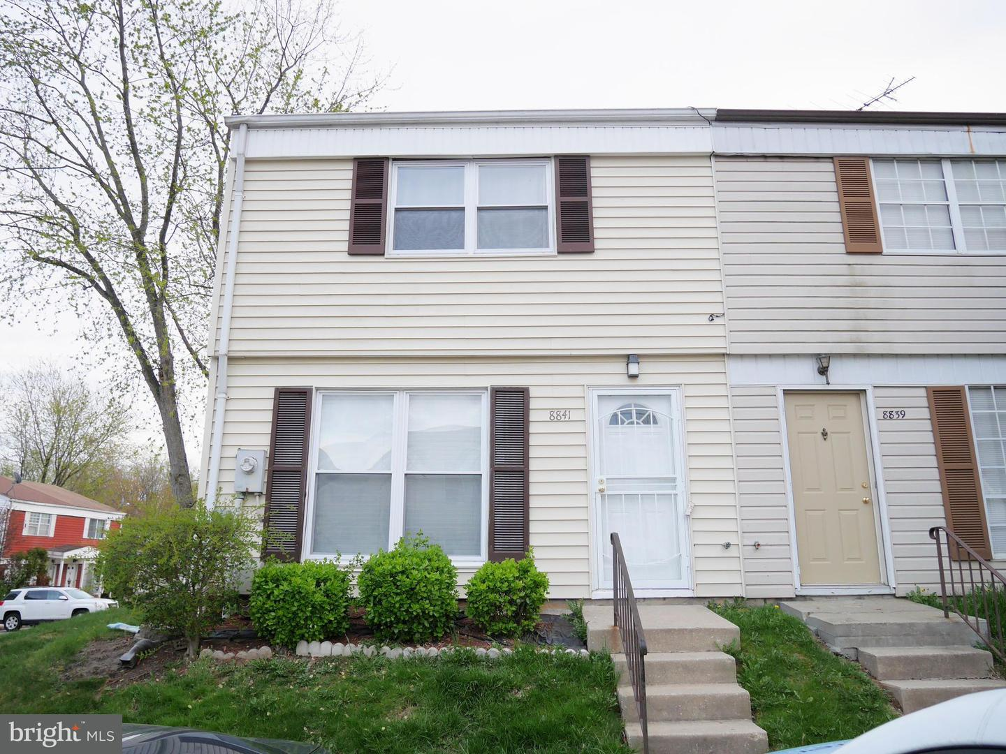 Other Residential for Rent at 8841 Pennsbury Pl Rosedale, Maryland 21237 United States