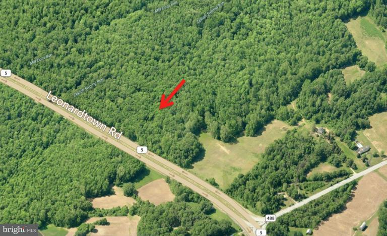 Land for Sale at Leonardtown Rd S Waldorf, Maryland 20602 United States