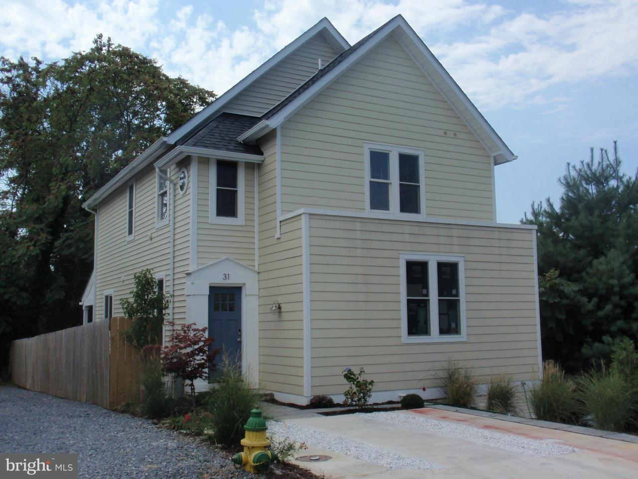 Photo of home for sale at 31 Rosemary Street, Annapolis MD