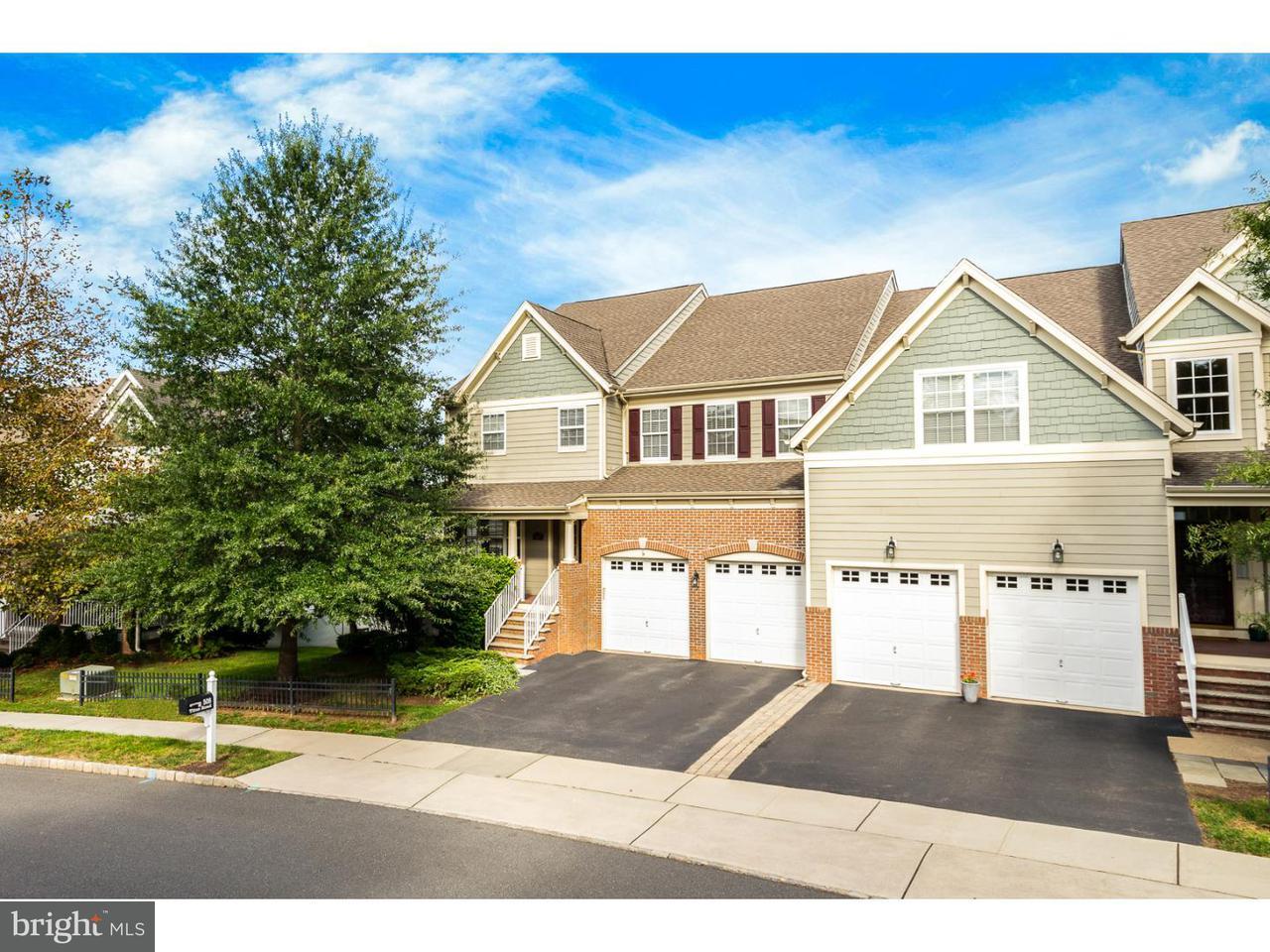 Maison unifamiliale pour l Vente à 508 TITUS Road Lambertville, New Jersey 08530 États-UnisDans/Autour: Lambertville