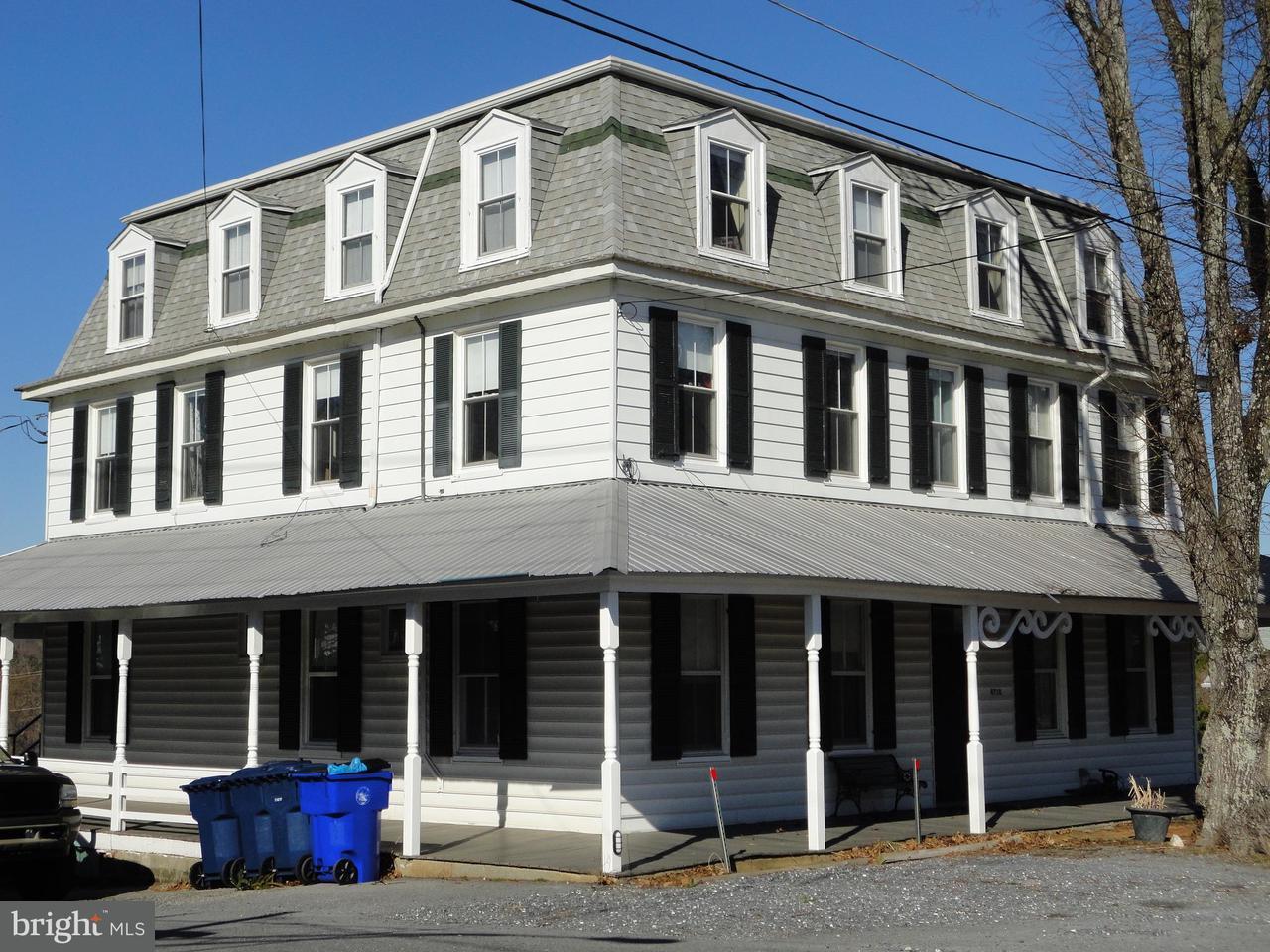 Многосемейный дом для того Продажа на 4710 Schley Avenue 4710 Schley Avenue Braddock Heights, Мэриленд 21714 Соединенные Штаты