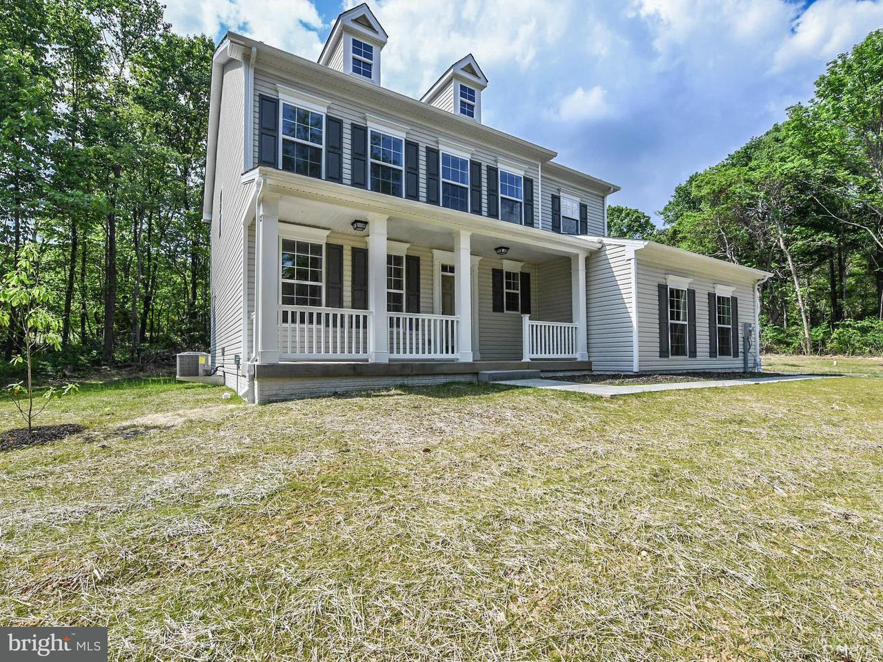 Single Family Home for Sale at Highland School Road Highland School Road Myersville, Maryland 21773 United States