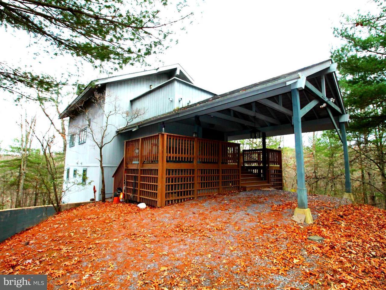 Eensgezinswoning voor Verkoop een t 462 Dale Drive 462 Dale Drive Basye, Virginia 22810 Verenigde Staten
