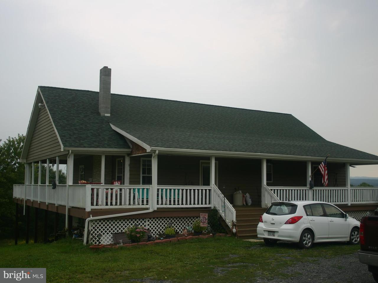 Farm for Sale at 173 Hilda Dr Green Spring, West Virginia 26722 United States