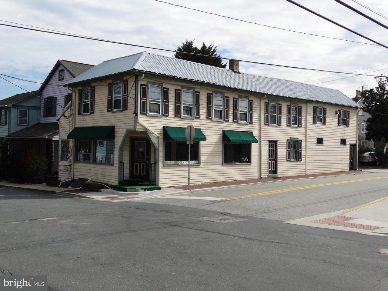 联栋屋 为 销售 在 401 2nd Street 401 2nd Street Chesapeake City, 马里兰州 21915 美国