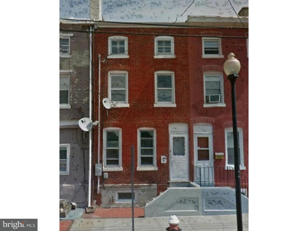 联栋屋 为 出租 在 1104 LAMBERTON Street 特伦顿, 新泽西州 08611 美国在/周边: Trenton City