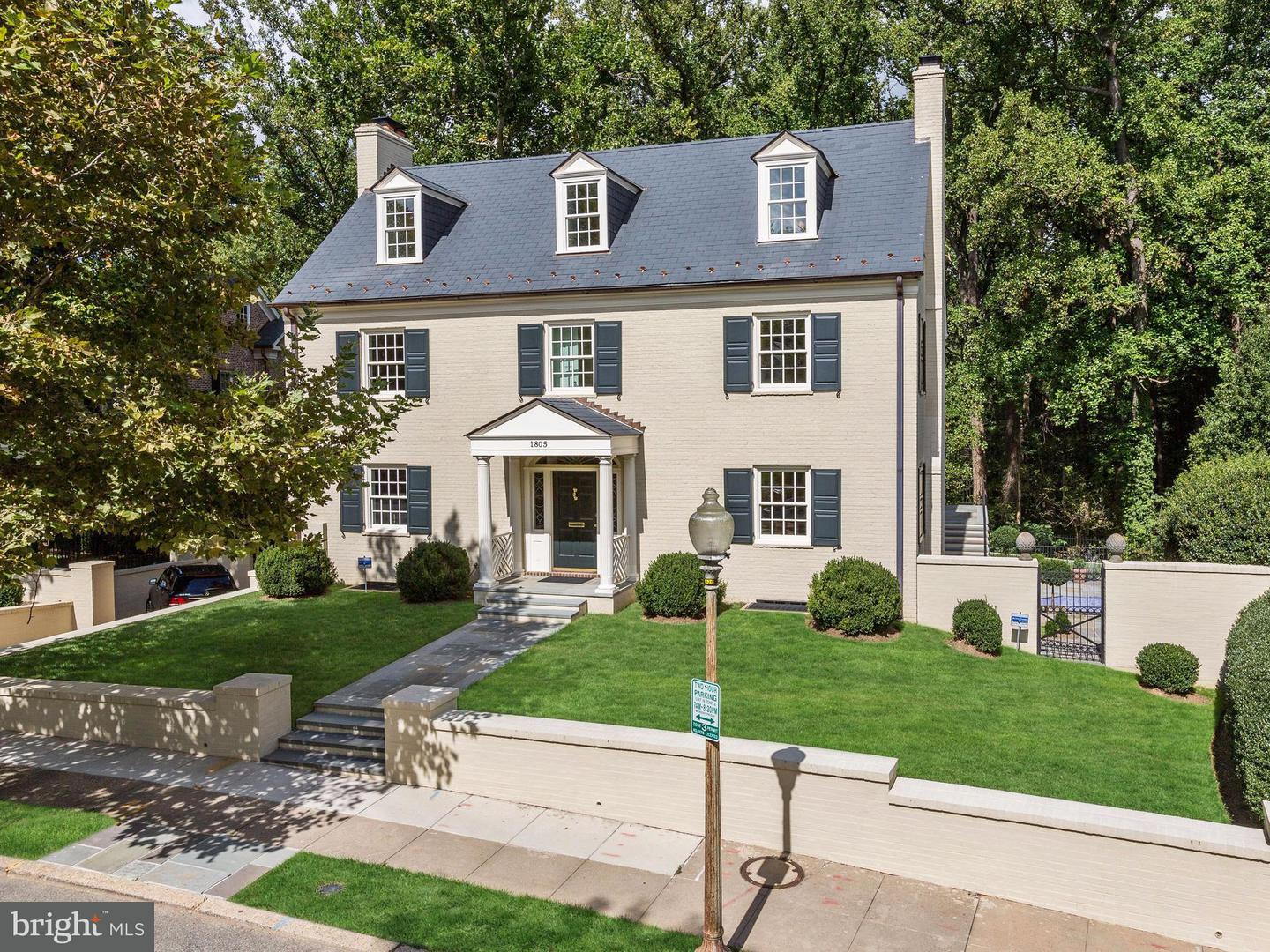 Single Family for Sale at 1805 Hoban Rd NW Washington, District Of Columbia 20007 United States