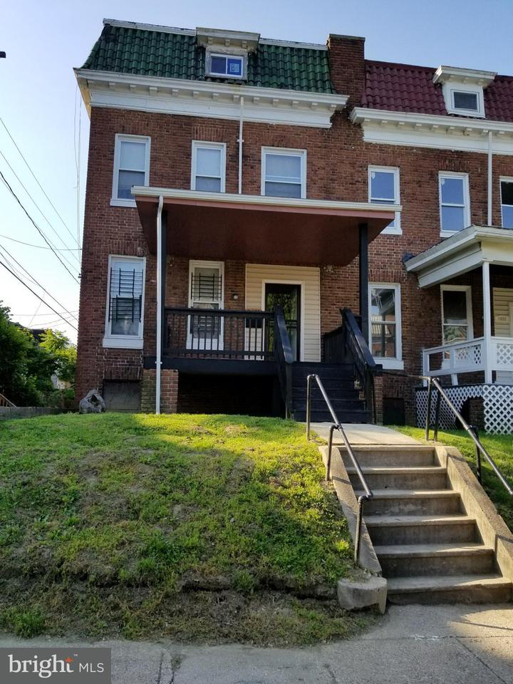 Single Family for Sale at 2801 Norfolk Ave Baltimore, Maryland 21215 United States