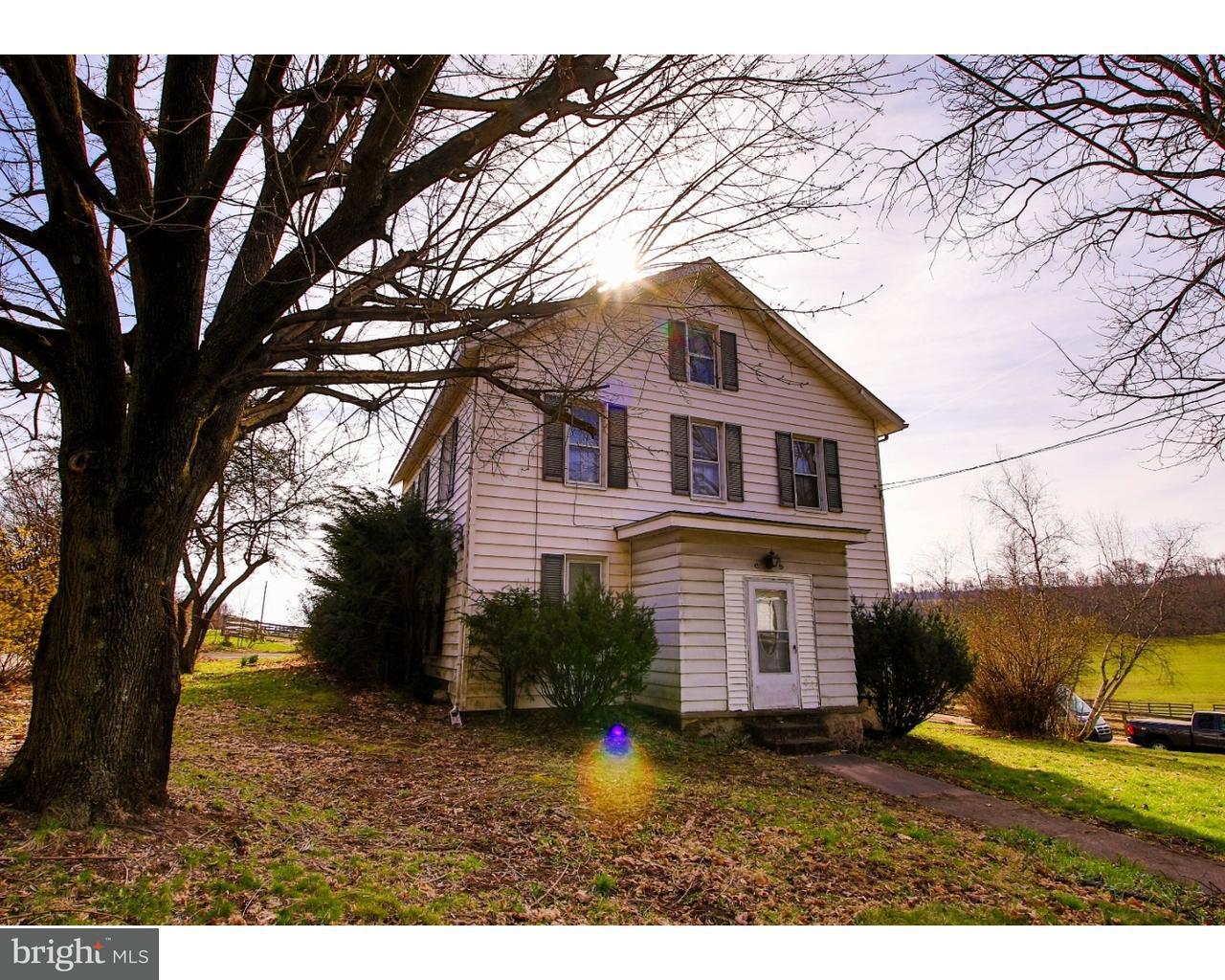 Single Family Home for Sale at 404 SPRING Street Ringtown, Pennsylvania 17967 United States