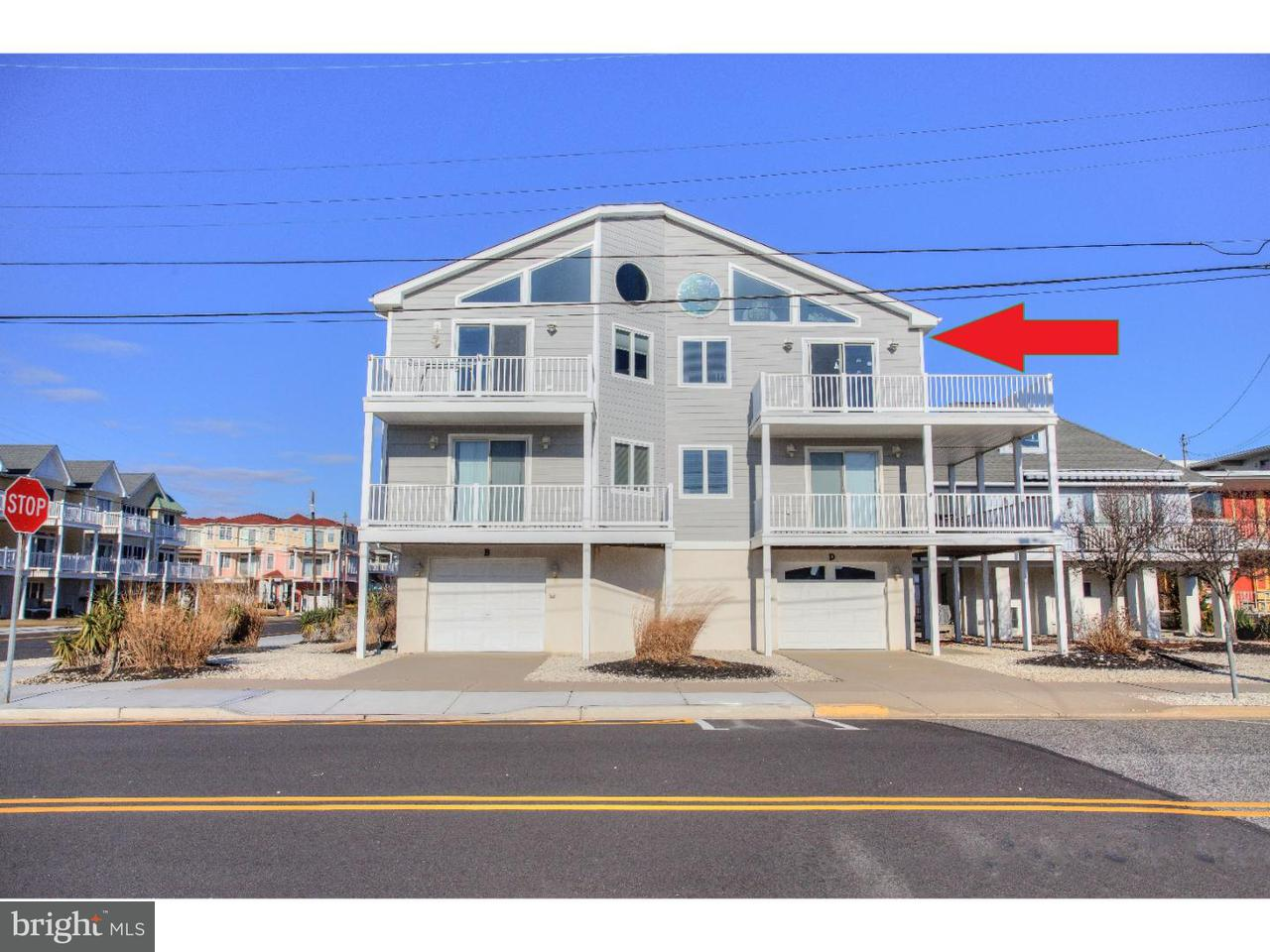 Single Family Home for Sale at 1007 OCEAN AVE #D North Wildwood, New Jersey 08260 United States