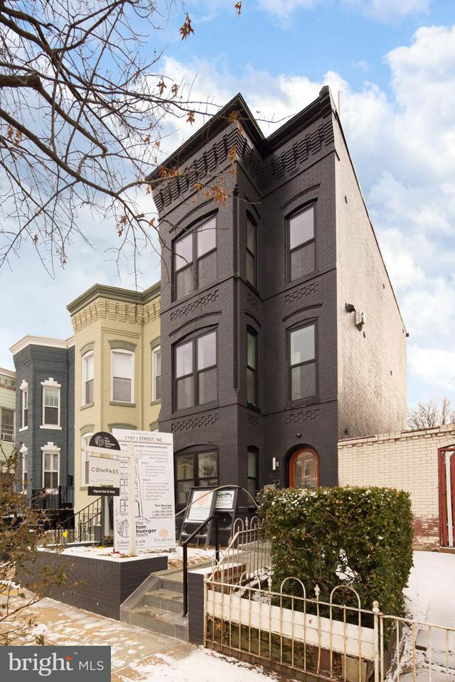 Single Family for Sale at 1107 I St NE #2 Washington, District Of Columbia 20002 United States