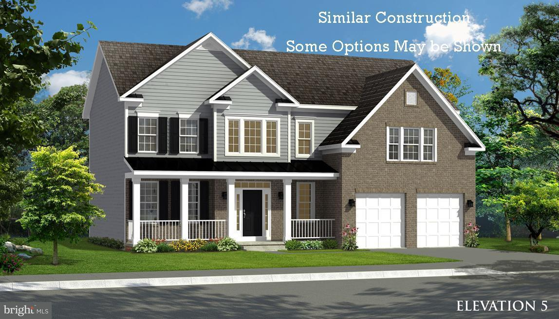 Single Family for Sale at 0 Five Forks Dr #oakdale Ii Plan Harpers Ferry, West Virginia 25425 United States