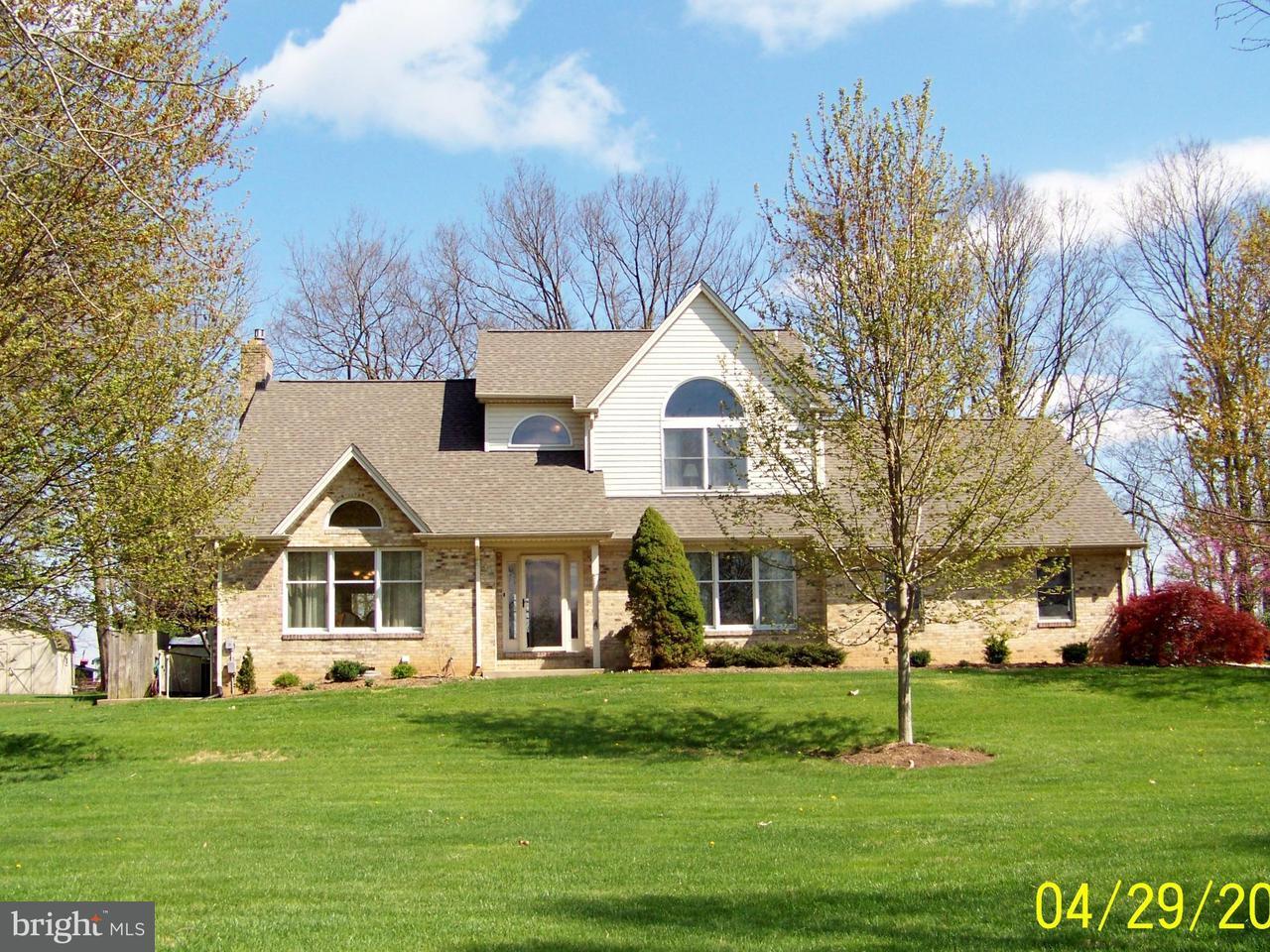 Casa Unifamiliar por un Venta en 9917 Foxhound Court 9917 Foxhound Court Walkersville, Maryland 21793 Estados Unidos