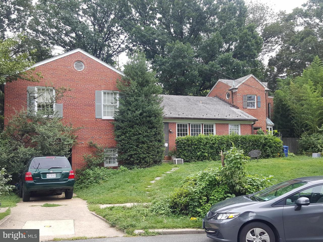 Single Family Home for Sale at 2901 Garfield Ter Nw 2901 Garfield Ter Nw Washington, District Of Columbia 20008 United States