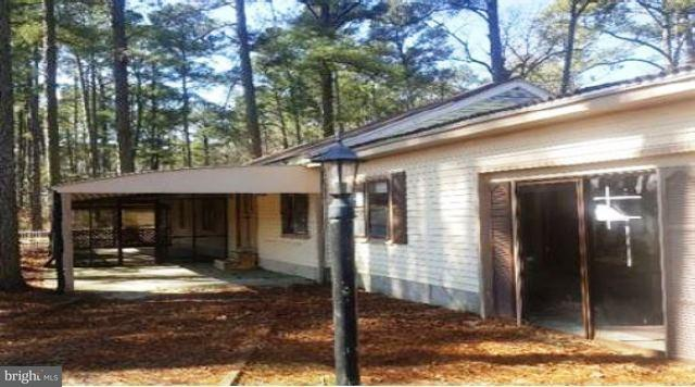 Single Family for Sale at 5838 Crisfield Hwy Marion Station, Maryland 21838 United States