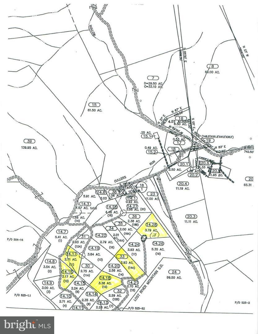 Land for Sale at 10 Cedarwood Dr Mathias, West Virginia 26812 United States
