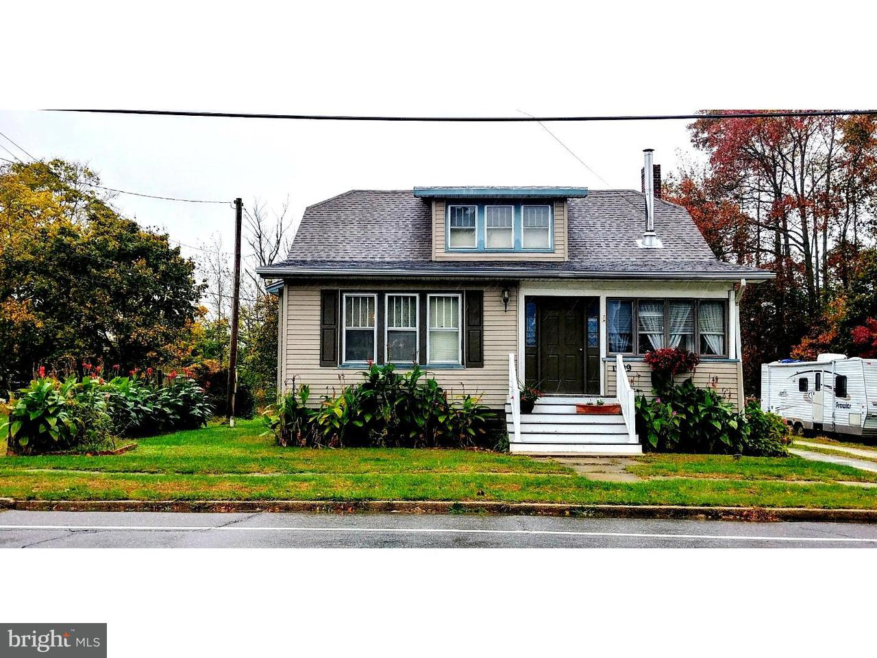 Duplex for Sale at 1909 NORTH Avenue Port Norris, New Jersey 08349 United States