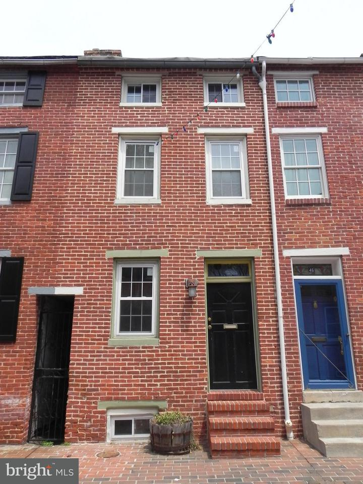 Other Residential for Rent at 44 Hamburg St E Baltimore, Maryland 21230 United States