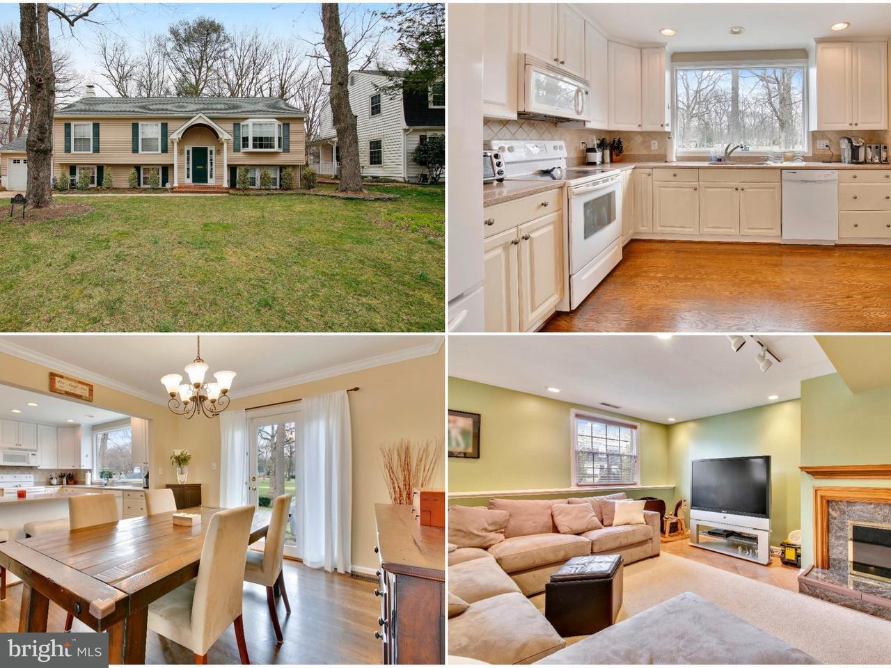 獨棟家庭住宅 為 出售 在 1530 Elwyn Avenue 1530 Elwyn Avenue Crofton, 馬里蘭州 21114 美國