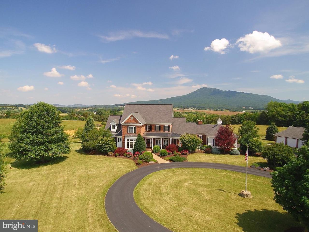 Farm for Sale at 3199 Lawyer Rd Mc Gaheysville, Virginia 22840 United States