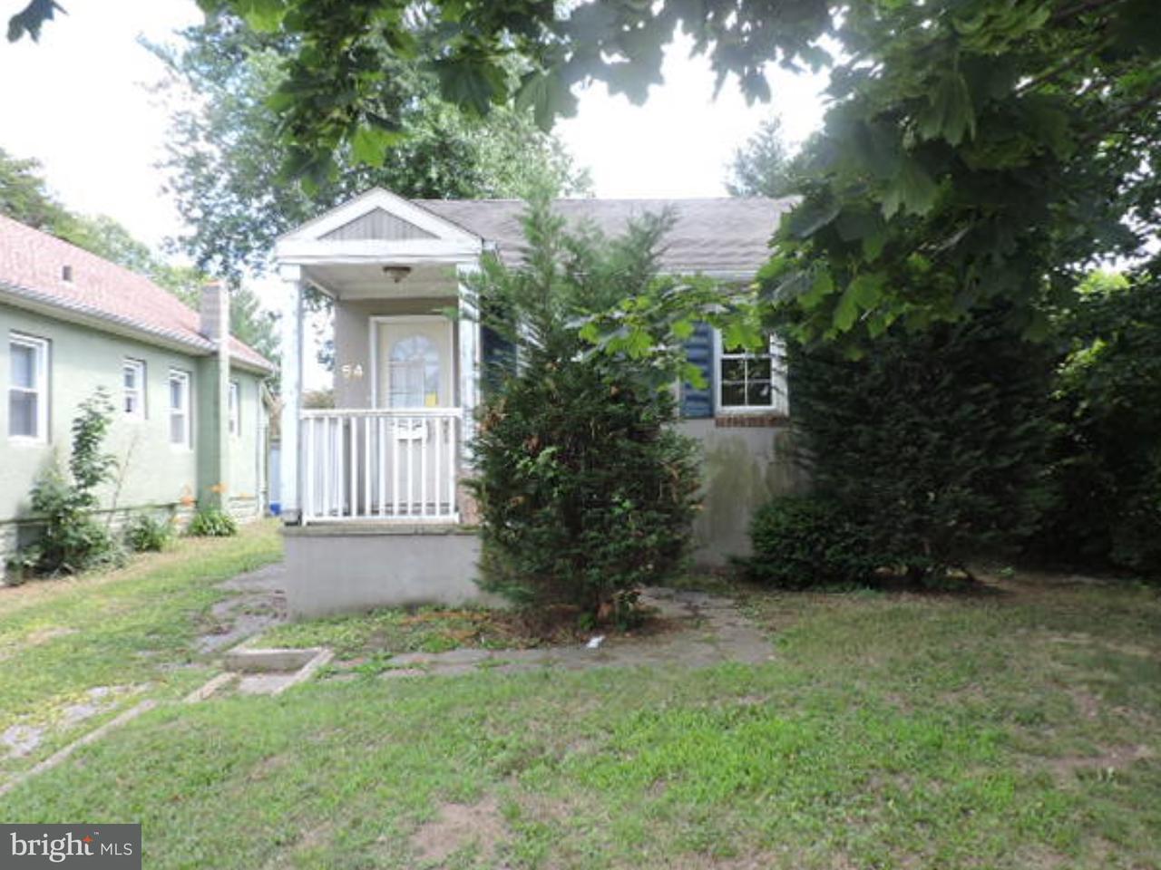 独户住宅 为 销售 在 64 CHERRY Street 伊顿敦, 新泽西州 07724 美国