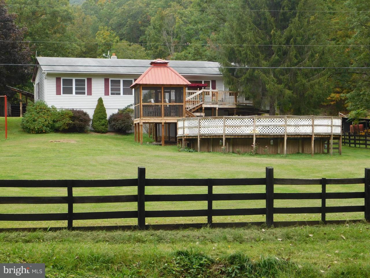 Single Family for Sale at 4515 Lower Arkansas Rd Baker, West Virginia 26801 United States