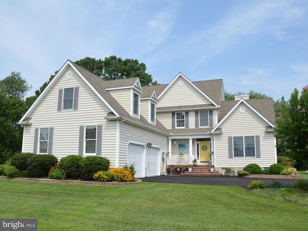 Single Family Home for Sale at 21496 Island Club Road 21496 Island Club Road Tilghman, Maryland 21671 United States
