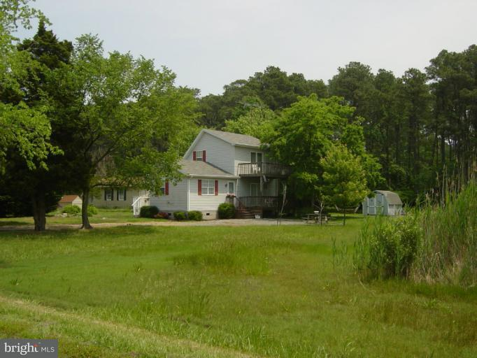 Single Family for Sale at 1203 Mcglaughlin Rd Fishing Creek, Maryland 21634 United States