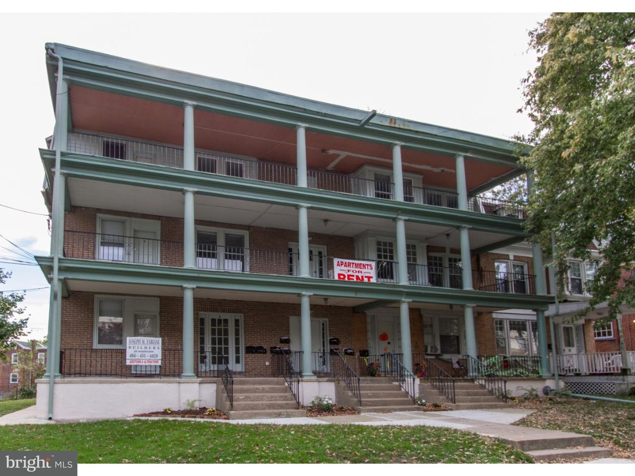 Maison unifamiliale pour l à louer à 52-54 E STRATFORD AVE #H Lansdowne, Pennsylvanie 19050 États-Unis
