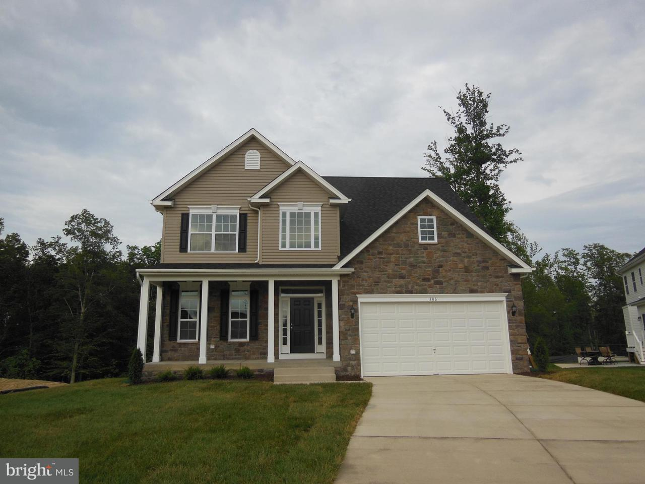 Single Family for Sale at 4087 Cortona Dr Port Republic, Maryland 20676 United States