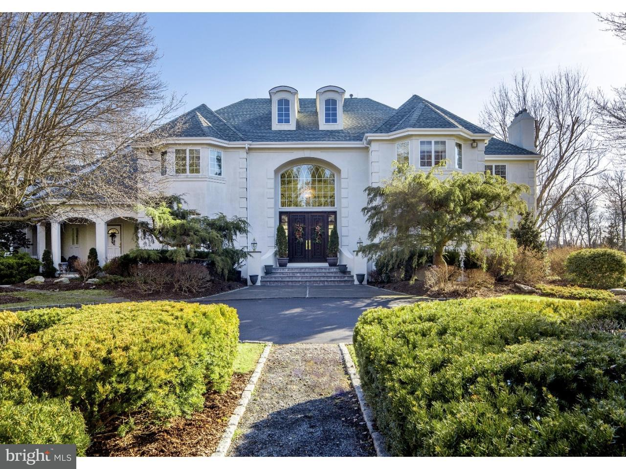 Casa Unifamiliar por un Venta en 750 COX Road Moorestown, Nueva Jersey 08057 Estados Unidos
