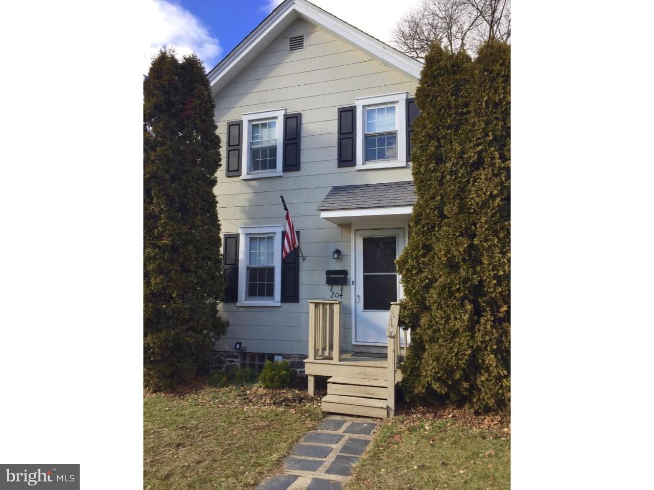 独户住宅 为 出租 在 204 LOWRYS Lane 布林莫尔, 宾夕法尼亚州 19010 美国
