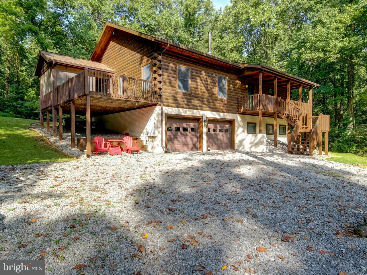 Single Family for Sale at 351 Windwood Ln Paris, Virginia 20130 United States