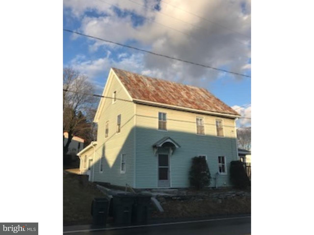 Maison unifamiliale pour l Vente à 1474 HEIDELBERG Avenue Schaefferstown, Pennsylvanie 17088 États-Unis