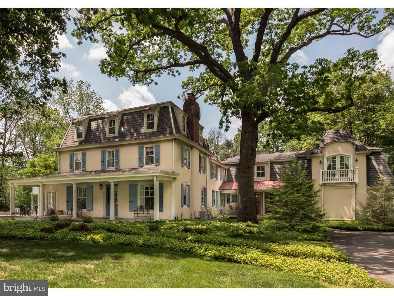 Single Family Home for Sale at 525 PENLLYN PIKE Blue Bell, Pennsylvania 19422 United States