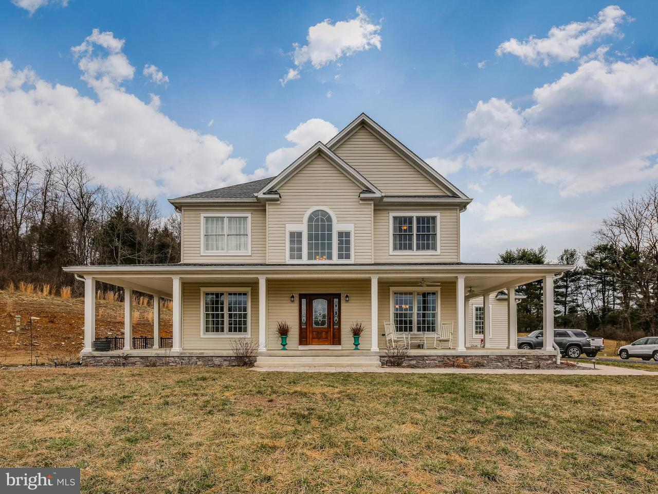 Single Family Home for Sale at 3212 Dry Branch Road 3212 Dry Branch Road White Hall, Maryland 21161 United States