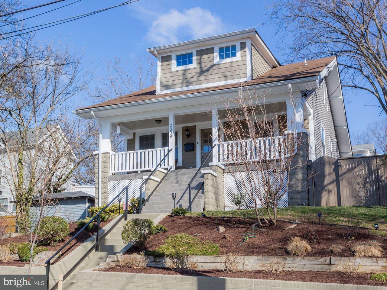 一戸建て のために 売買 アット 2008 Hamlin St Ne 2008 Hamlin St Ne Washington, コロンビア特別区 20018 アメリカ合衆国