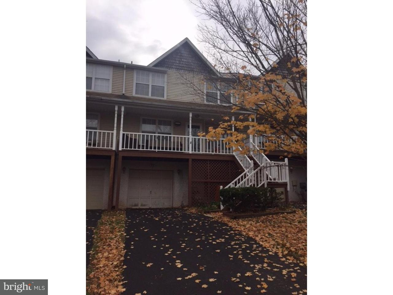 Townhouse for Rent at 44 COTTONWOOD Drive Southampton, Pennsylvania 18966 United States